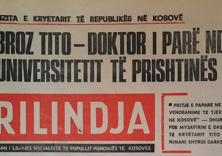 Ç'të bëjmë me Doktor – Titon?