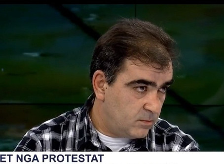 Mavraj: Protesta e 1 tetorit '97, një nga organizimet më të mira të kombit shqiptar