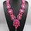 Thumbnail: Pink Cat's Eye Chakra Necklace