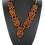 Thumbnail: Gold Sandstone Drop Necklace