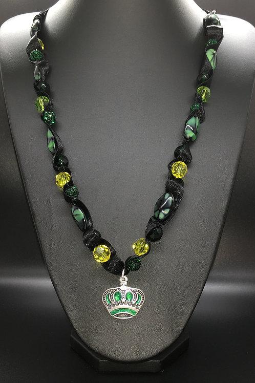 Jade Crown Necklace