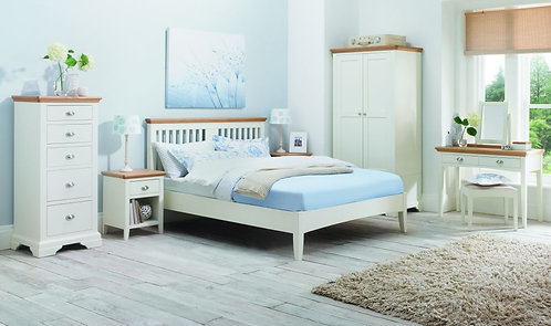 Hampstead Two Tone Bedroom Set