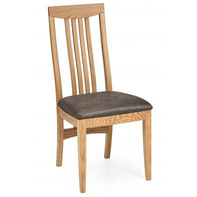 High Park Slatted Dining Chair (Pair)