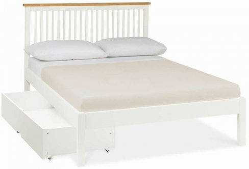 Atlanta Two Tone Low Foot End Bedstead