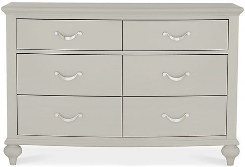 Montreux Urban Grey 6 Drawer Chest