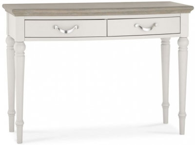 Montreux Grey Washed Oak and Soft Grey Dressing Table