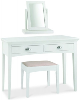 Hampstead White Dressing Set