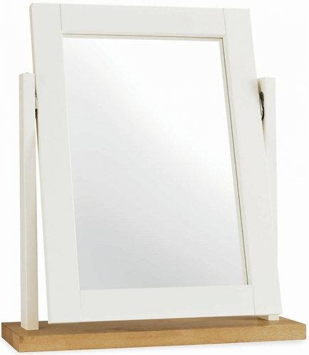 Atlanta Two Tone Vanity Mirror