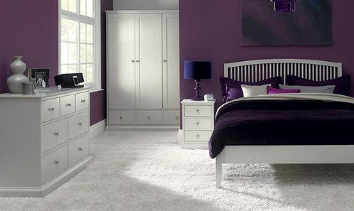 Ashby Soft Grey Bedroom Set
