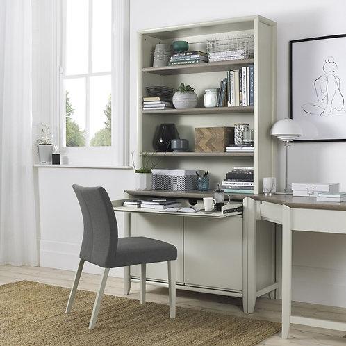 Bergen Grey Washed Oak and Soft Grey Wide Dresser Top Unit