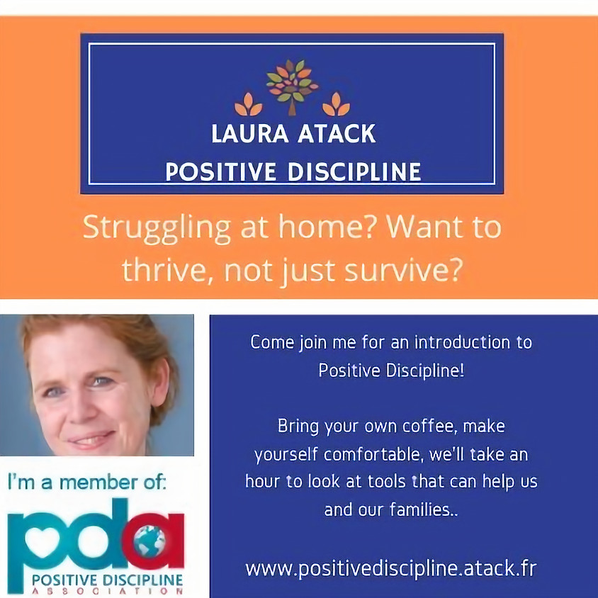 Introduction to Positive Discipline - evening online in August