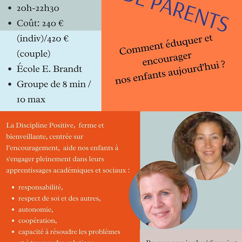 Ateliers de parents