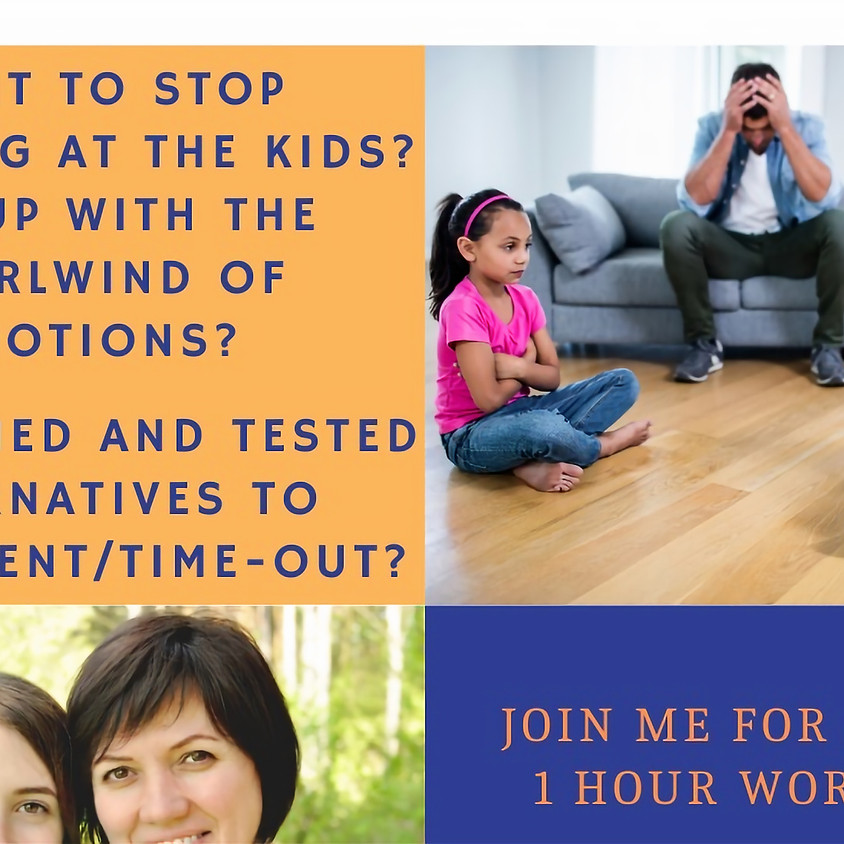 Positive Parenting - stop shouting and find the joy again! (1)