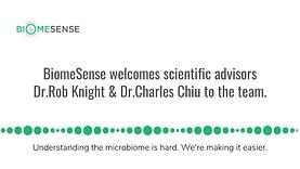 Dr Rob Knight & Dr Charles Chiu