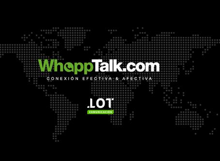 WappTalk, la nueva herramienta para comunicarte con tu electorado de manera efectiva.