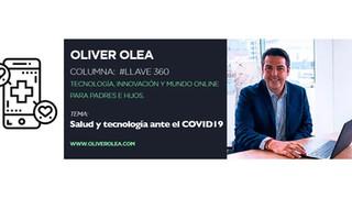 Salud y tecnología ante el COVID19