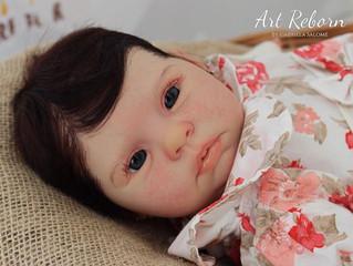Bebê Maria Clara 💕 _#artereborn #bebere