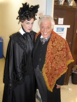 Ellen and Dick Van Dyck