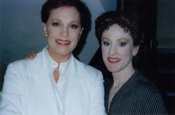 Lisa & Julie Andrews
