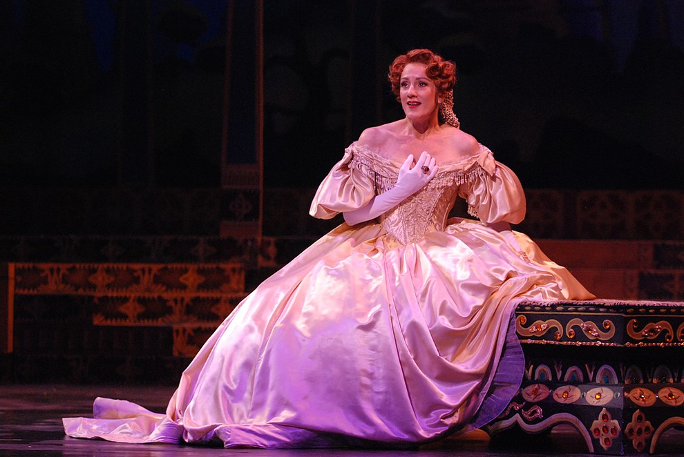 "Lisa in ""The King and I"""