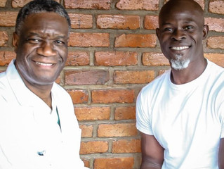 Djimon Hounsou to Play Nobel Peace Prize Winner Denis Mukwege in 'Panzi' (EXCLUSIVE)