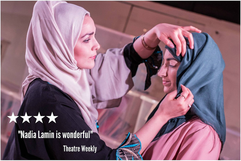 BECOMING MOHAMMED Pleasance Theatre