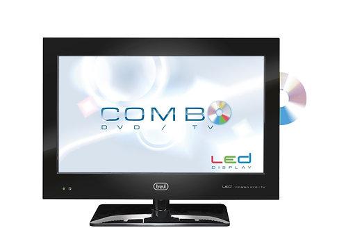 "TREVI 16"" TV With DVD Player LTV 2116 CDVD"