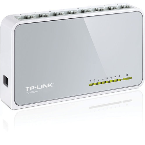 Ethernet Switch TP-LINK TL-SF1008D