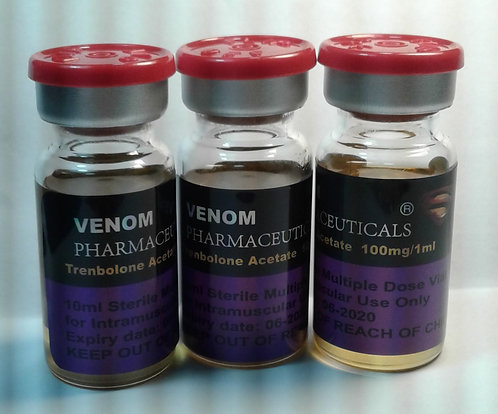 Trenbolone Acetate-10ml vial (100mg/1ml)
