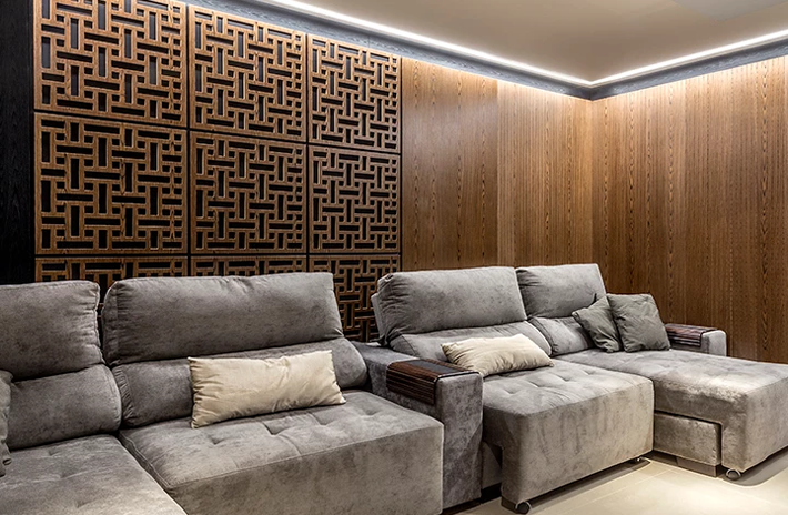 Home theater AG