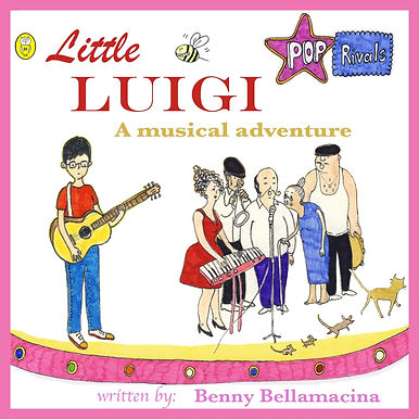 Little Luigi (A musical adventure) (drag