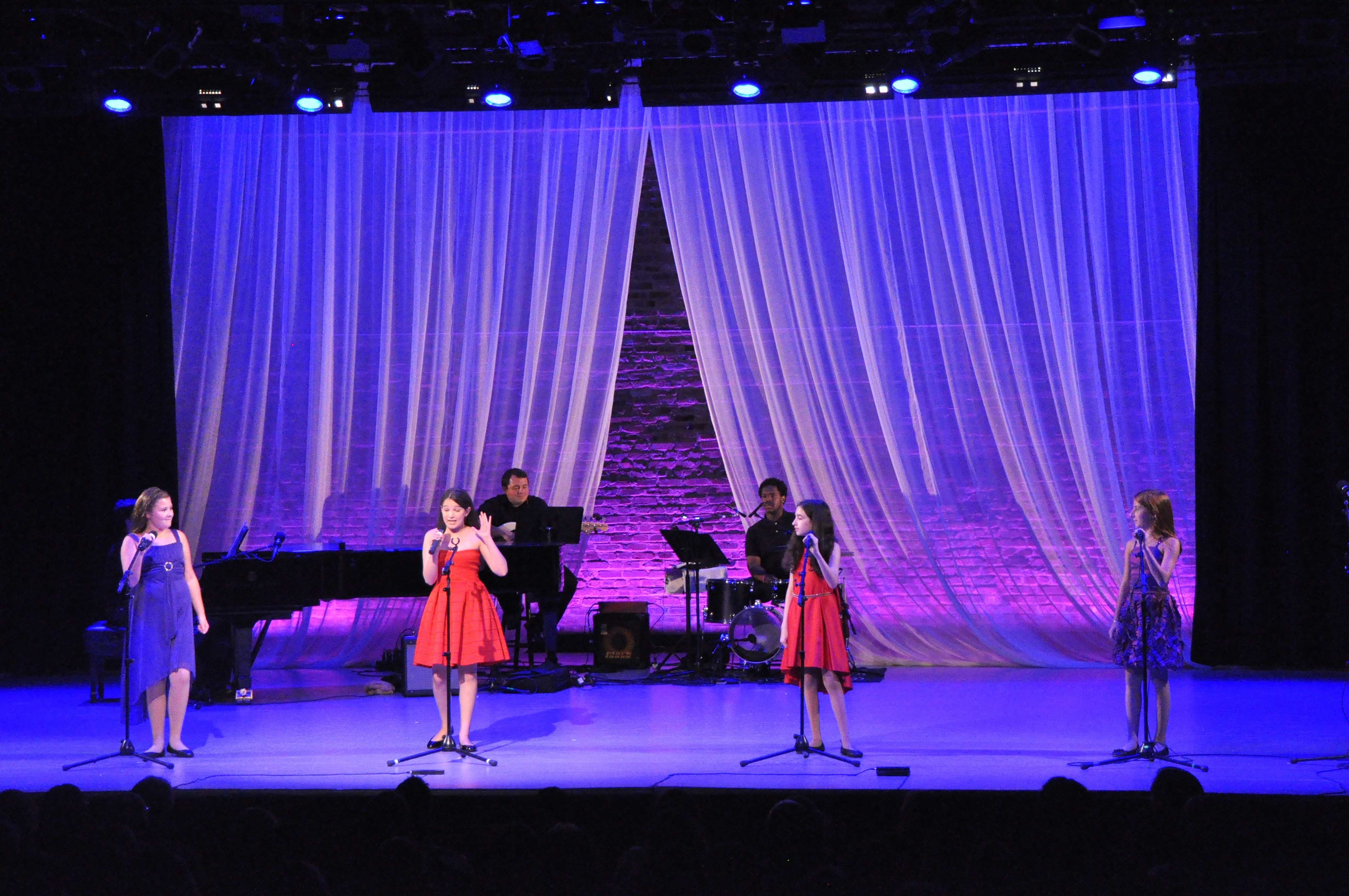 Broadway's Smallest Divas