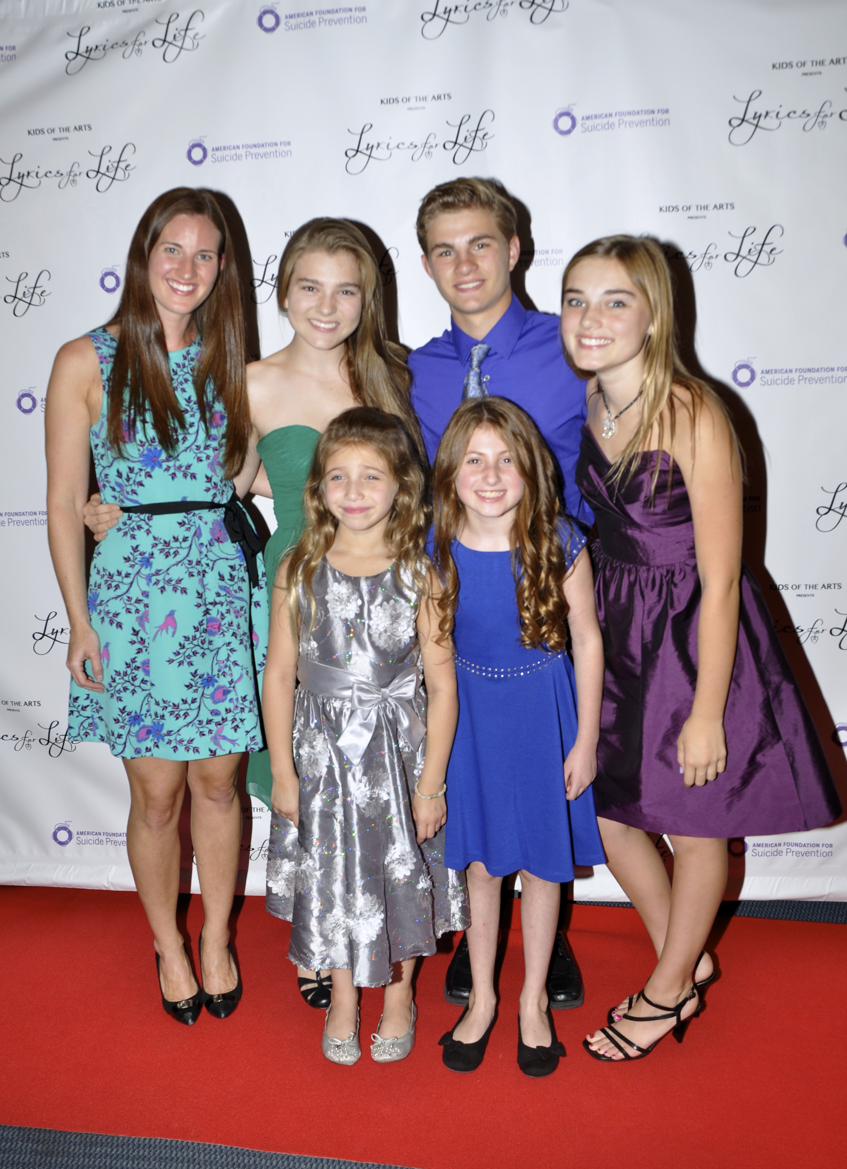 Cast of The Sound of Music Live!