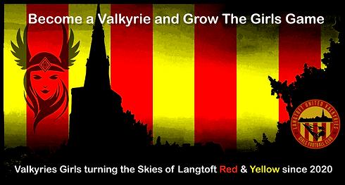 Valkyries Girls advert 2.png