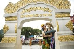 At the Burmese Border