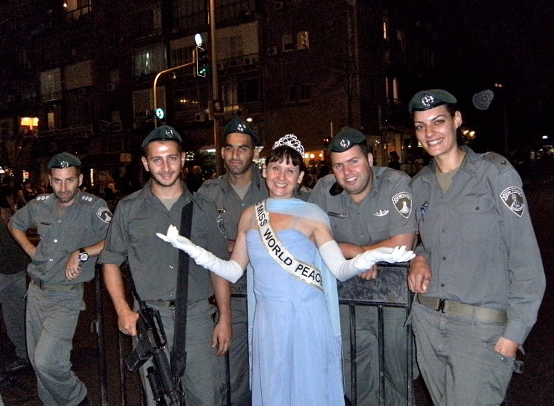 The Peace Keepers Israeli Defense