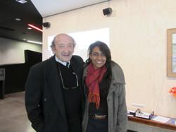Sapna Chandu & Dad