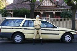 Yellow car = Yellow Me