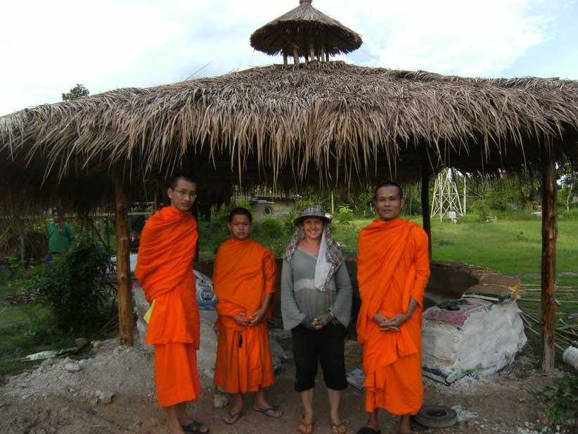 28. Interested monks