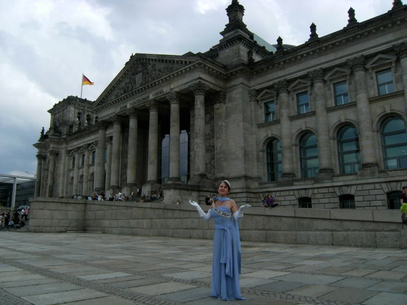 The Reichstag: The German Parliament
