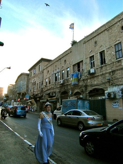 Yaffo, a town with Arabs & Jews