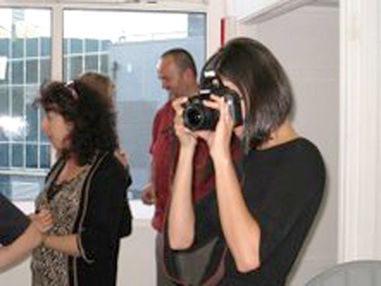Yasmin my stylist & photographer