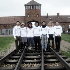 Dancing Auschwitz