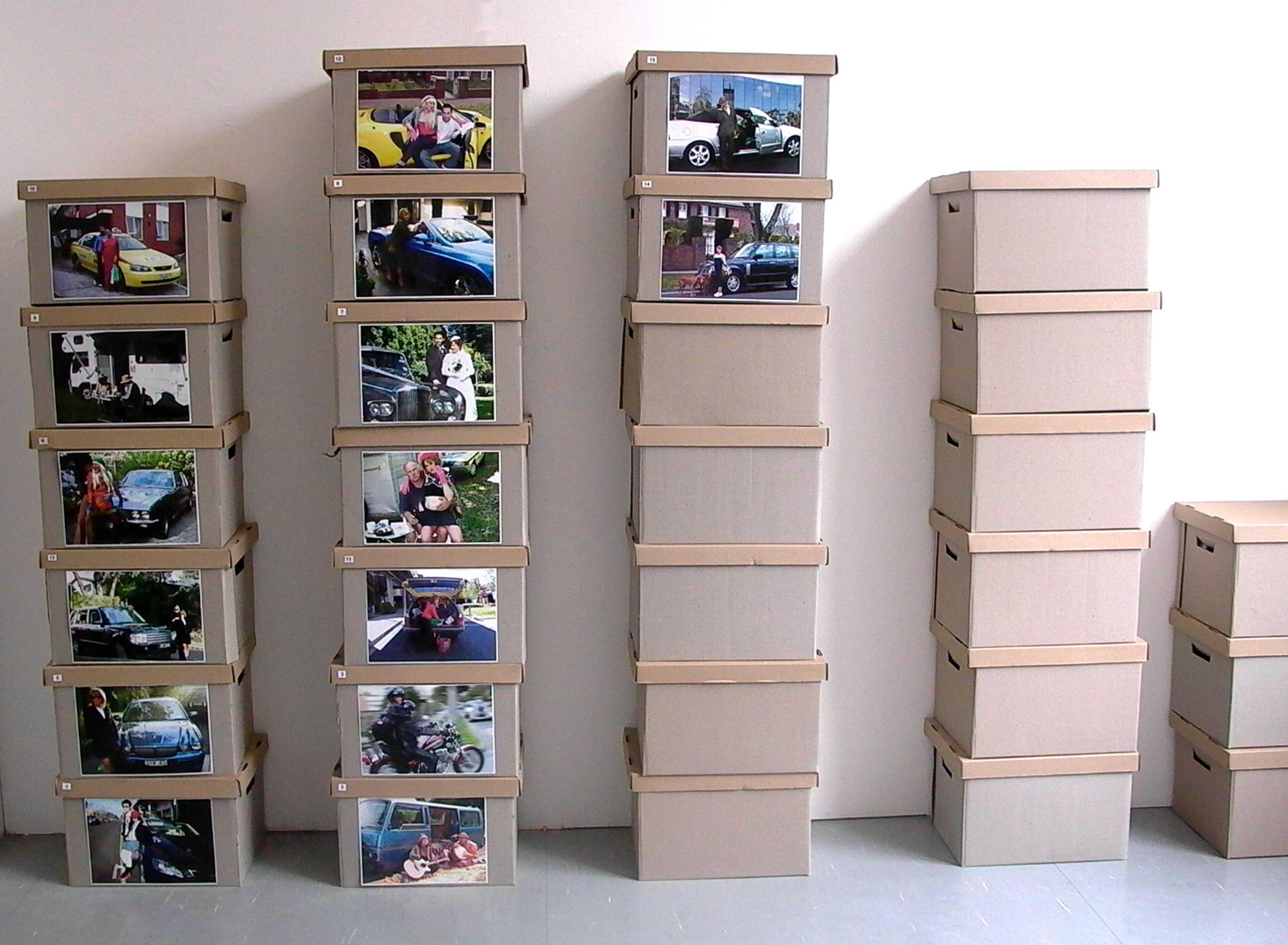 Litle Boxes