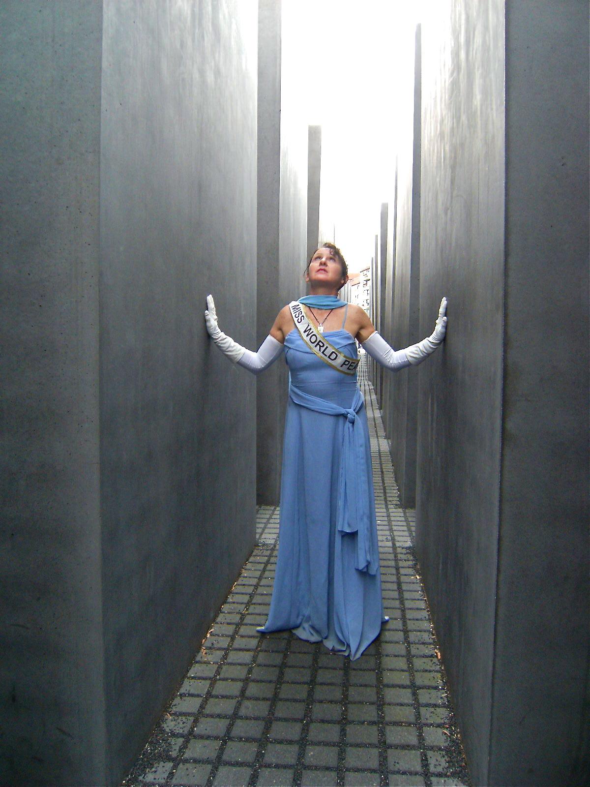 Miss World Peace in Berlin
