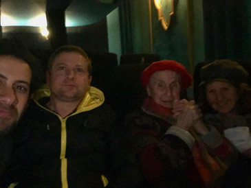 Dementia at the movies