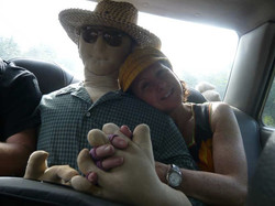 Driving to Burma with Ong, Gabor and