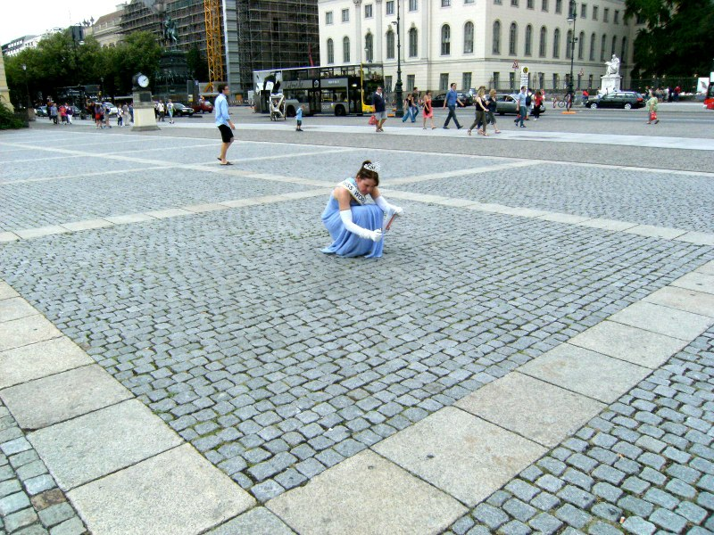 Bebelplatz Square