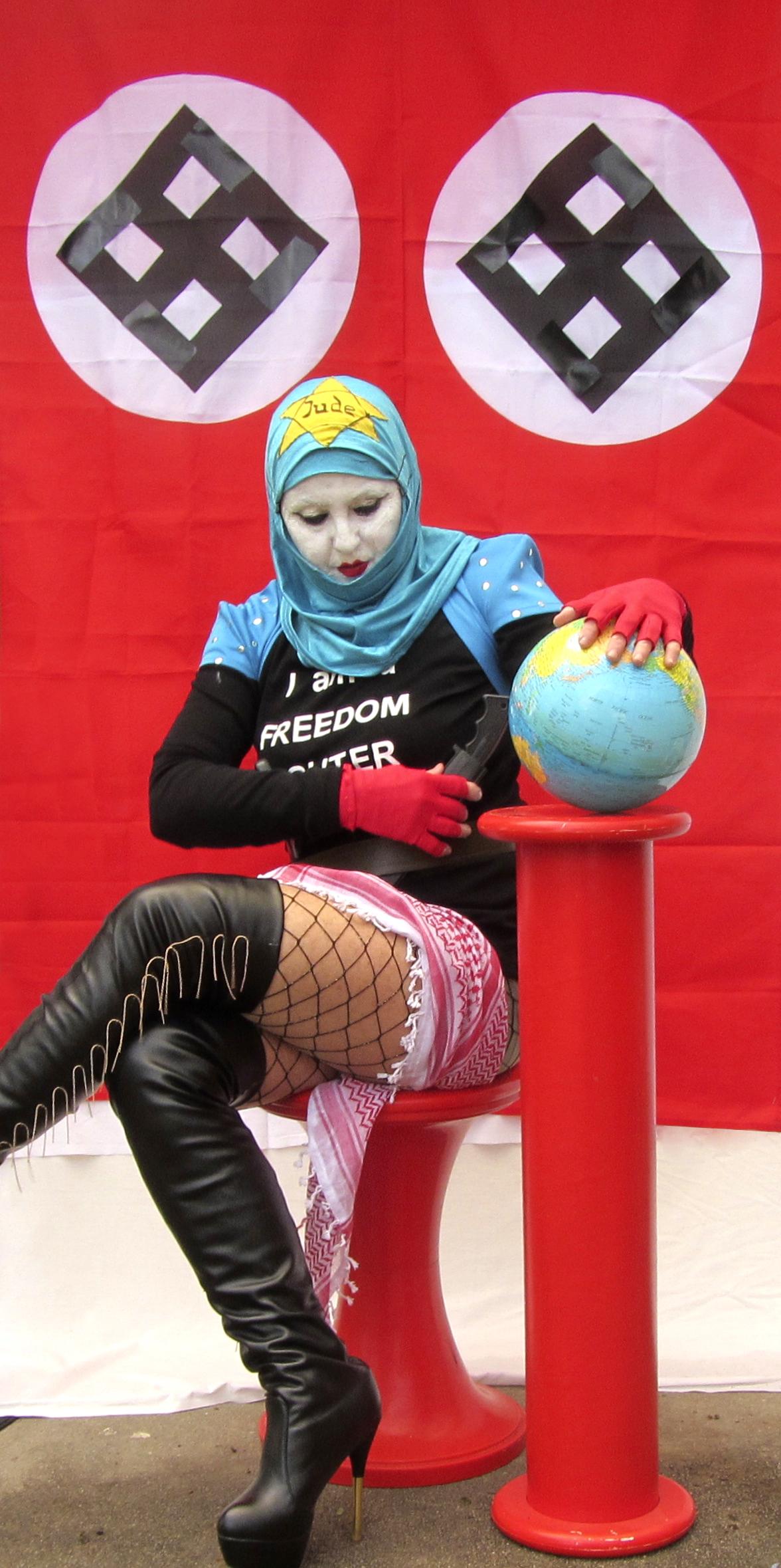 Hybrid Lady Gaza