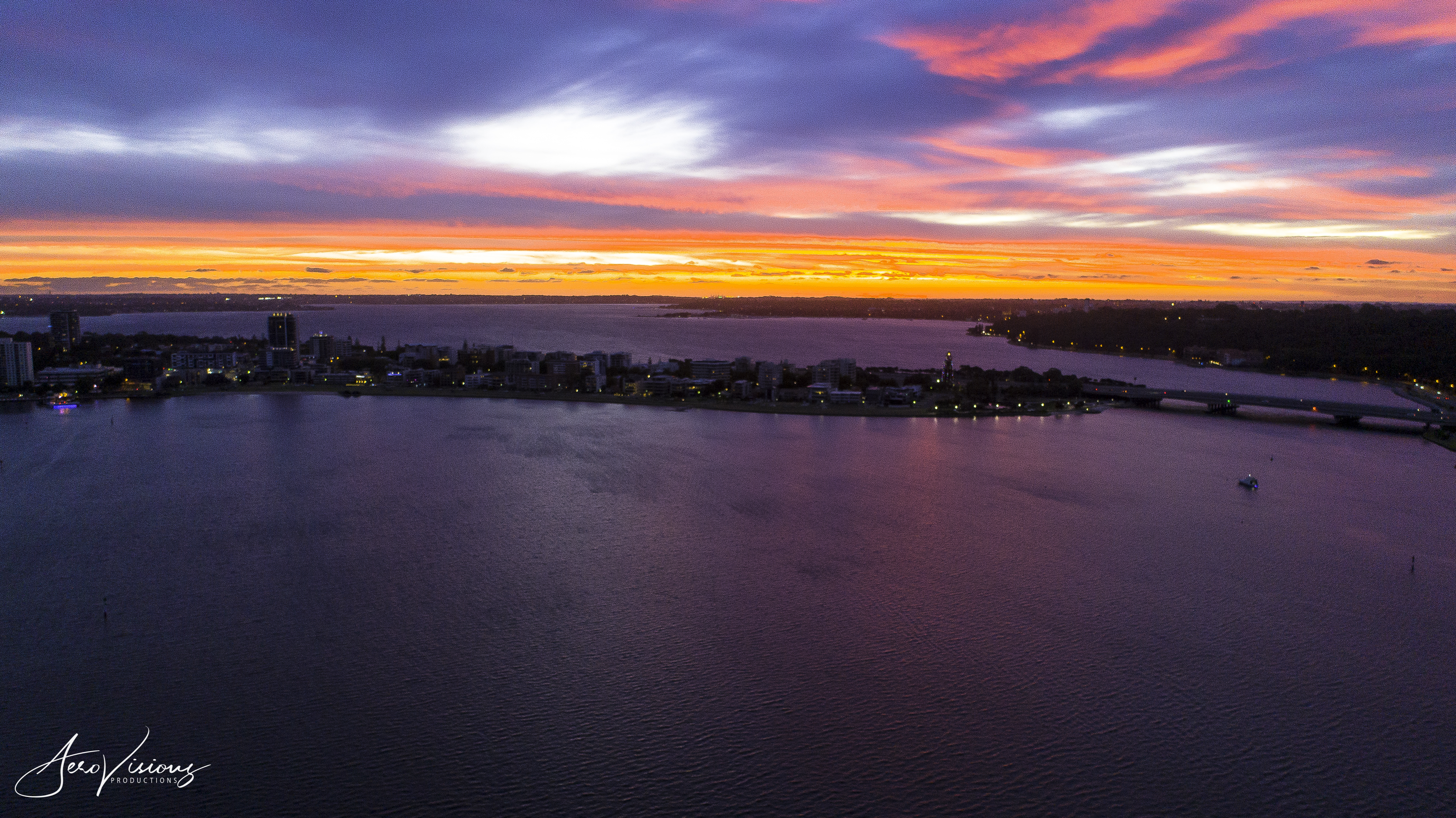 South Perth Sunset